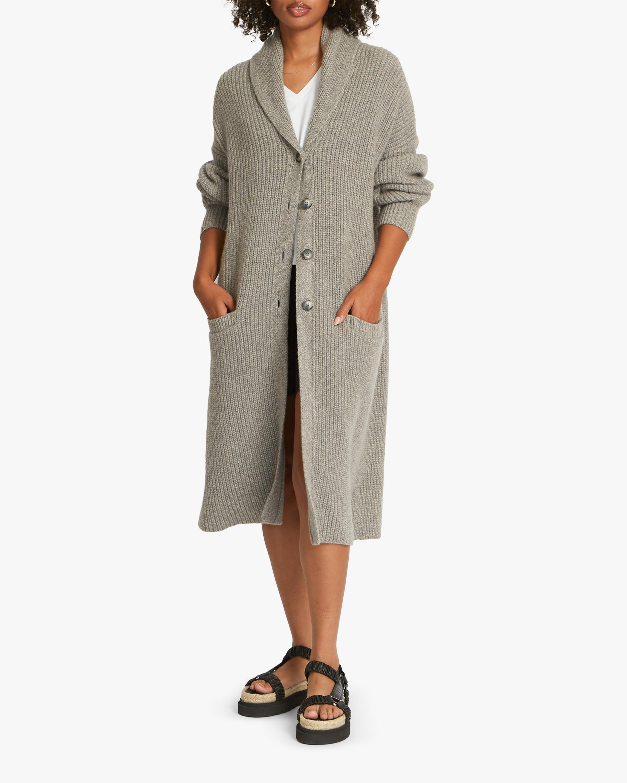 Santicler Mara Cashmere Coat 1