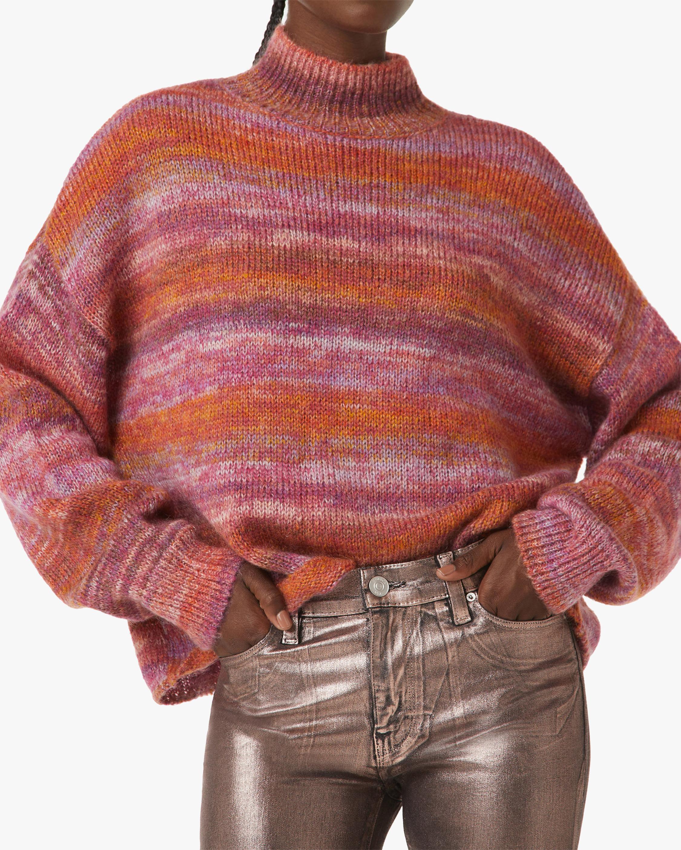 Hudson Mock-Neck Sweater 1