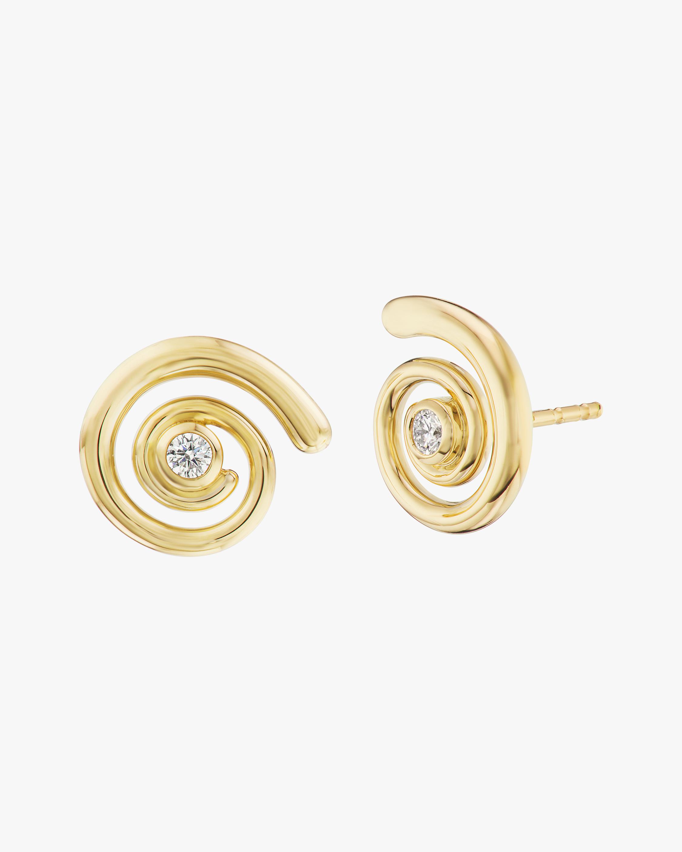 ARK Diamond Destiny Stud Earrings 1