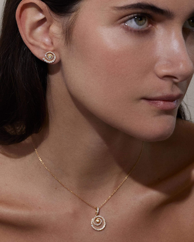 ARK Diamond Destiny Stud Earrings 2