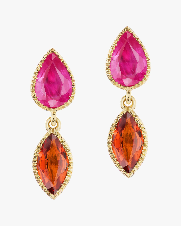 ARK Sapphire Lakshmi Sapphire Drop Earrings 1