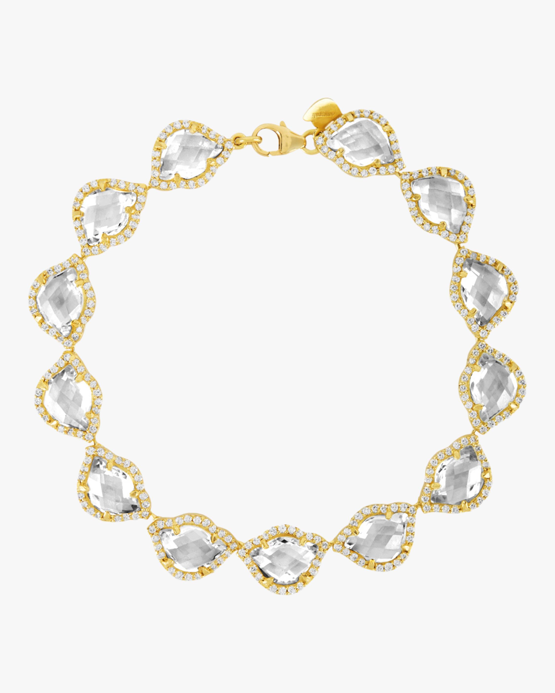 Nalika Lotus Link Bracelet