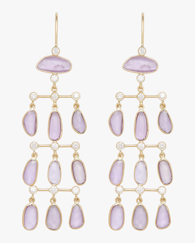 Rashmika Bar Chandelier Earrings