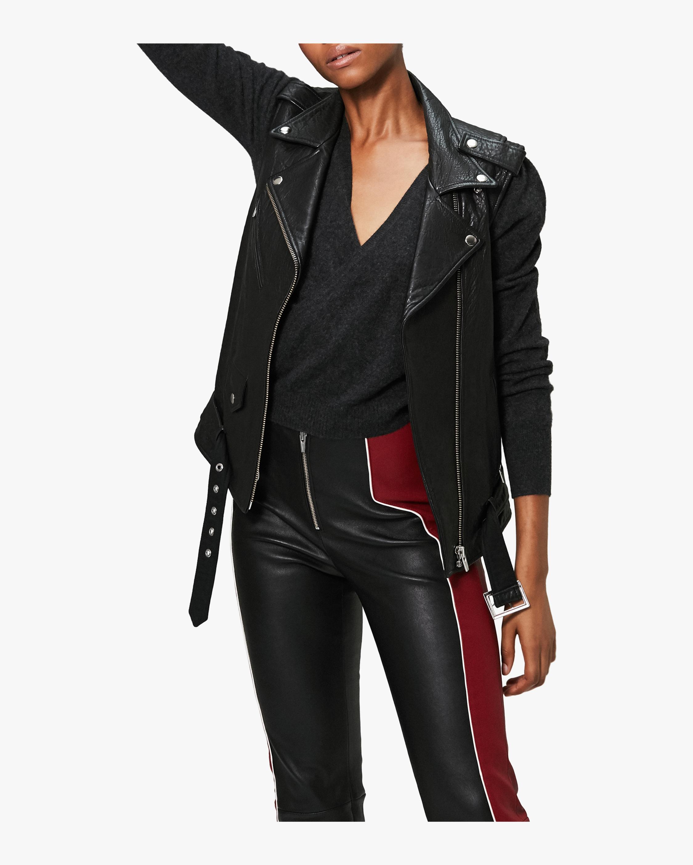 Castor Leather Vest