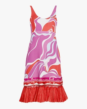 Rivera Fringe Dress
