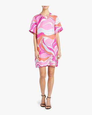 Rivera Short Sleeve Dress