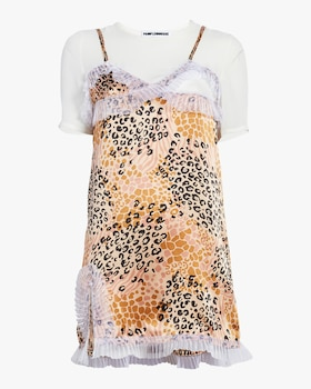 Mimosa Cheetah Dress