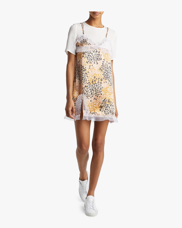 Mimosa Cheetah Dress