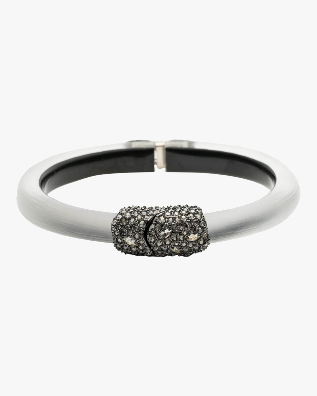 Crystal Encrusted Clasp Bracelet