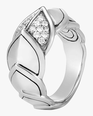 Naga Diamond Ring