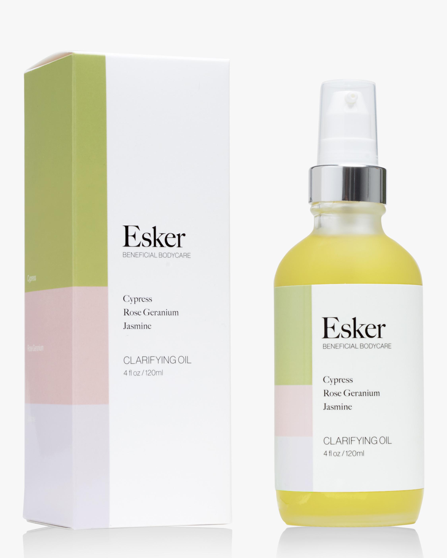 Esker Clarifying Body Oil 4 oz 2