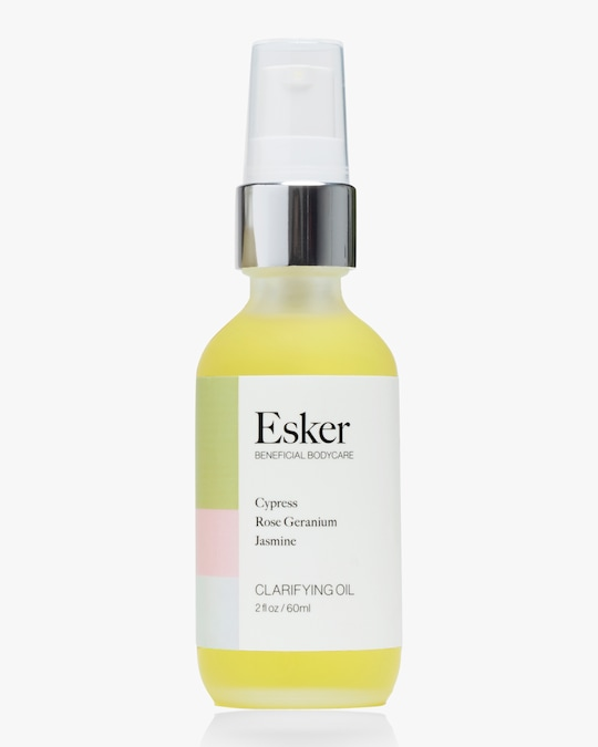 Esker Clarifying Body Oil 2 oz 0