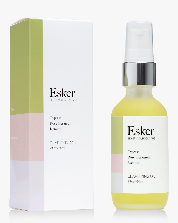 Esker Clarifying Body Oil 2 oz 2