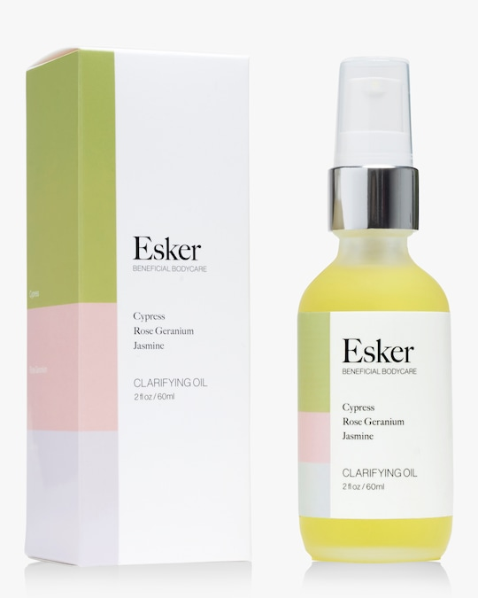 Esker Clarifying Body Oil 2 oz 1