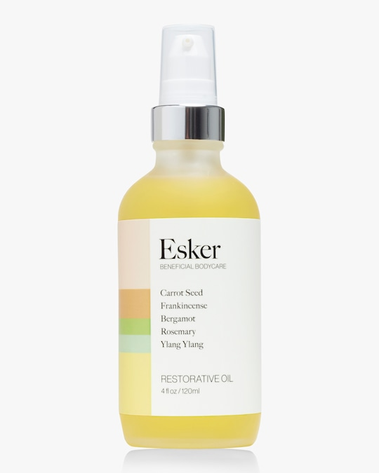 Esker Restorative Body Oil 4 oz 0