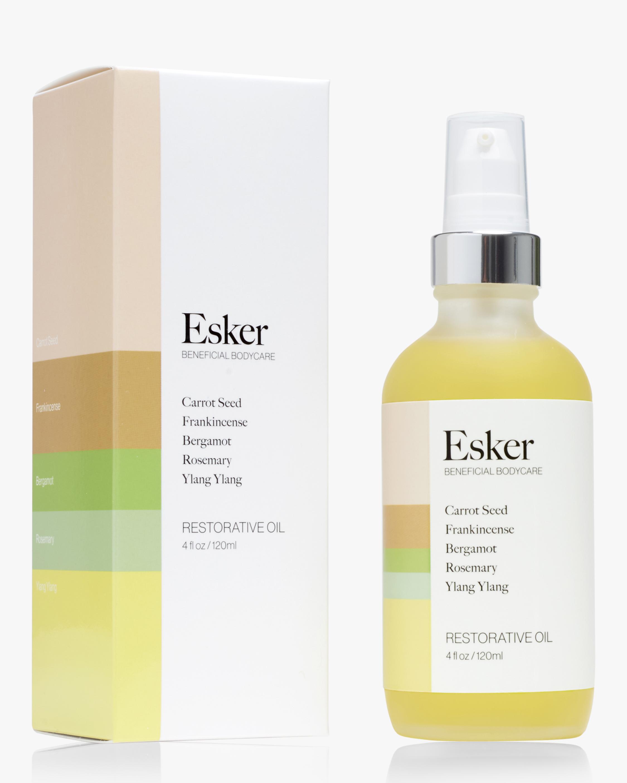 Esker Restorative Body Oil 4 oz 2