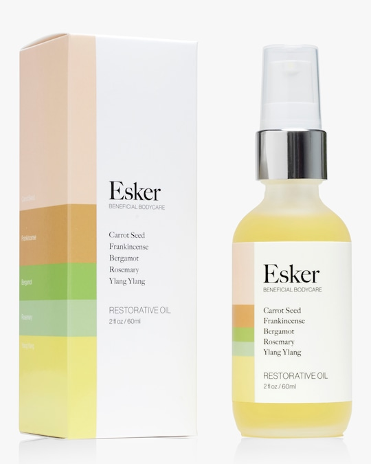 Esker Restorative Body Oil 2 oz 1