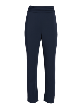 High Waisted Fitted Pant