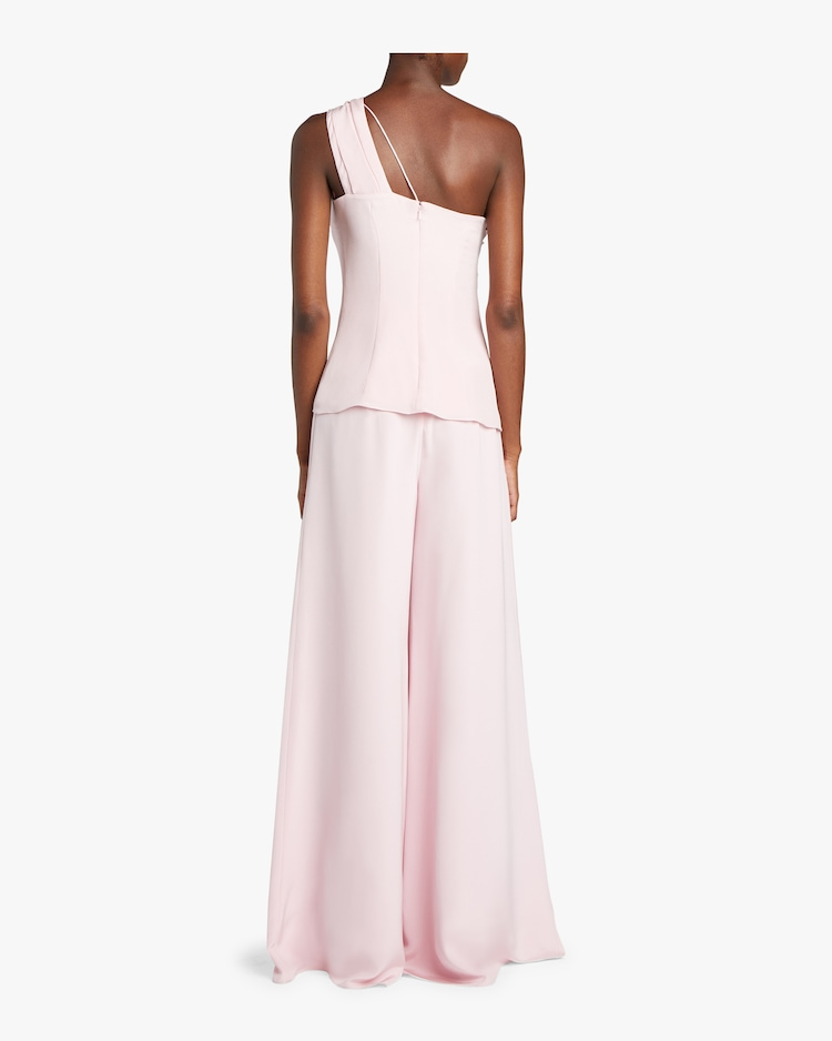 High Waisted Wide Leg Pants Cushnie