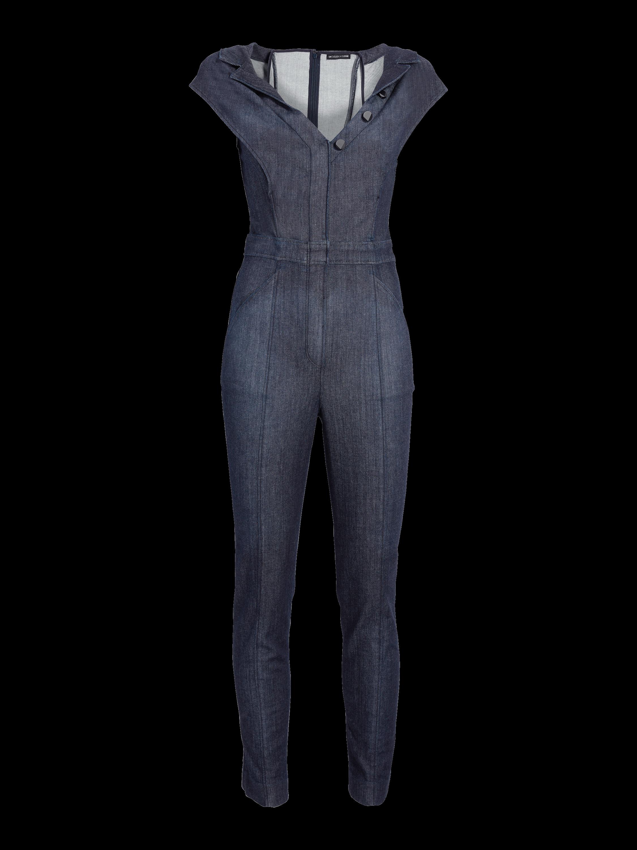 Off-the-Shoulder Cropped Jumpsuit