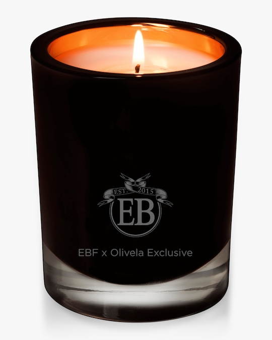 Eric Buterbaugh Los Angeles Iris Flower of Hope Candle 1