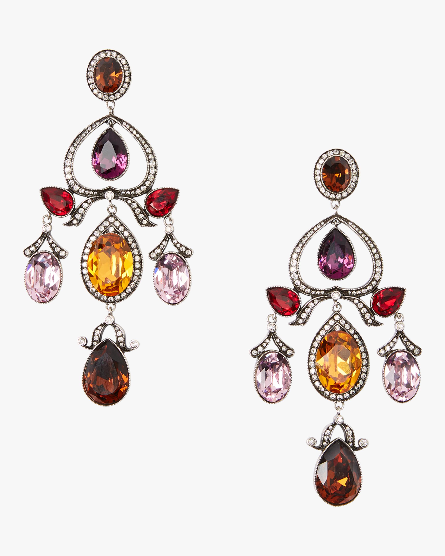 Cosmic Chandelier Earrings