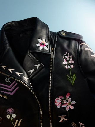Ryder Embroidered Jacket