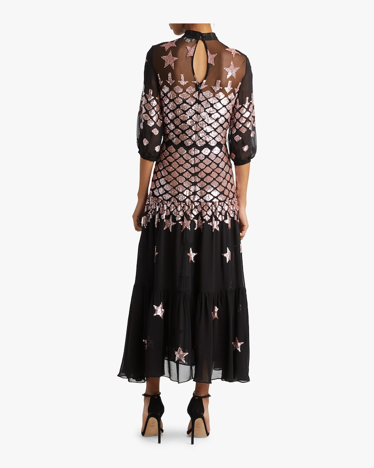 Starlet Cocktail Dress Temperley London