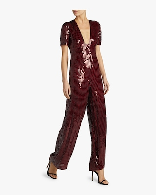 Heart Charm Jumpsuit