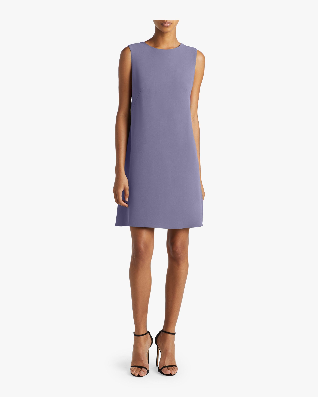 Color Block Trapeze Dress