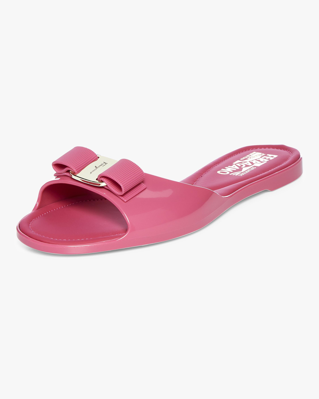 Cirella Jelly Slide Sandal
