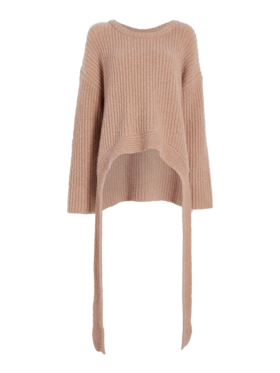 Olympia Wool Knit Sweater