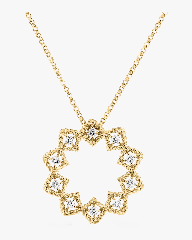 Medium Starburst Necklace