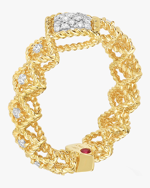 Roberto Coin Center Diamond Ring 0