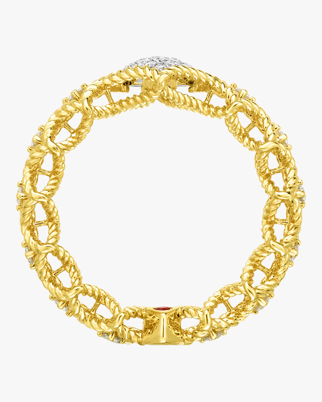 Roberto Coin Center Diamond Ring 2
