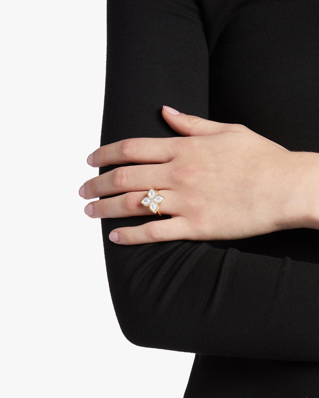 Roberto Coin Venetian Princess Diamond Ring 2